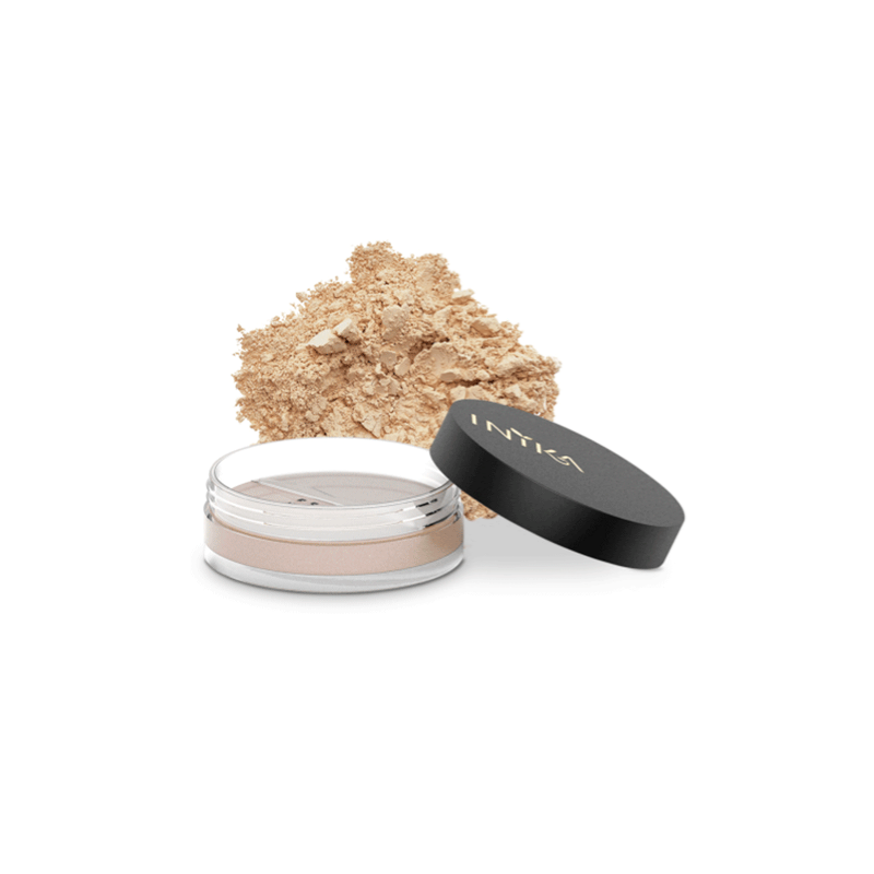 Grace- Inika Loose Mineral Foundation SPF 25