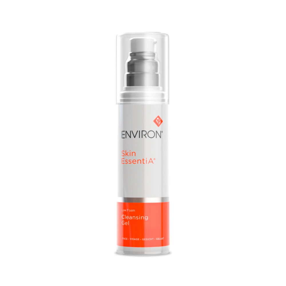 Environ low foam cleansing gel
